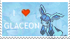 Glaceon Stamp by lila79