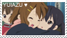 YuiAzu Stamp by lila79