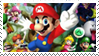 Mario and friends stamp by lila79