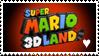Super Mario 3D Land Stamp