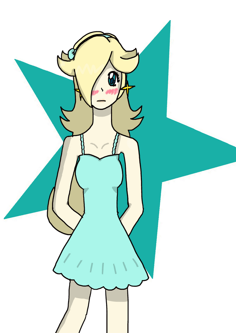Hey you, click here ! Rosalina_in_a_summer_dress_c__by_lila79-d4z3lby