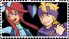 Morty X Skyla Stamp by lila79