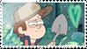 Dipper Pines stamp