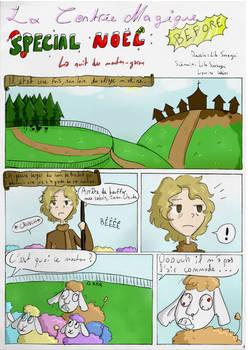 La Nuit du Mouton Garou (page 1)