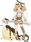 Cupcake by Tichju