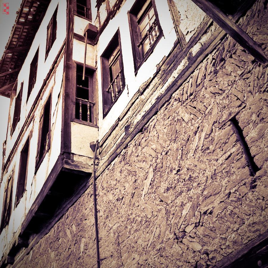 A Little Window for the Street by daYavuz