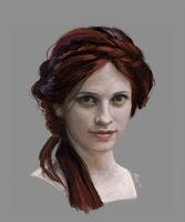 Portrait Practice 2 by 0x4fffwhite