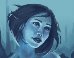 Portrait Practice 7 by 0x4fffwhite