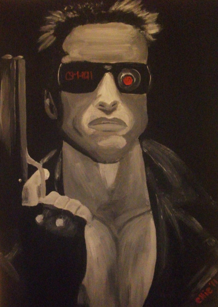 The Terminator by ellie1980