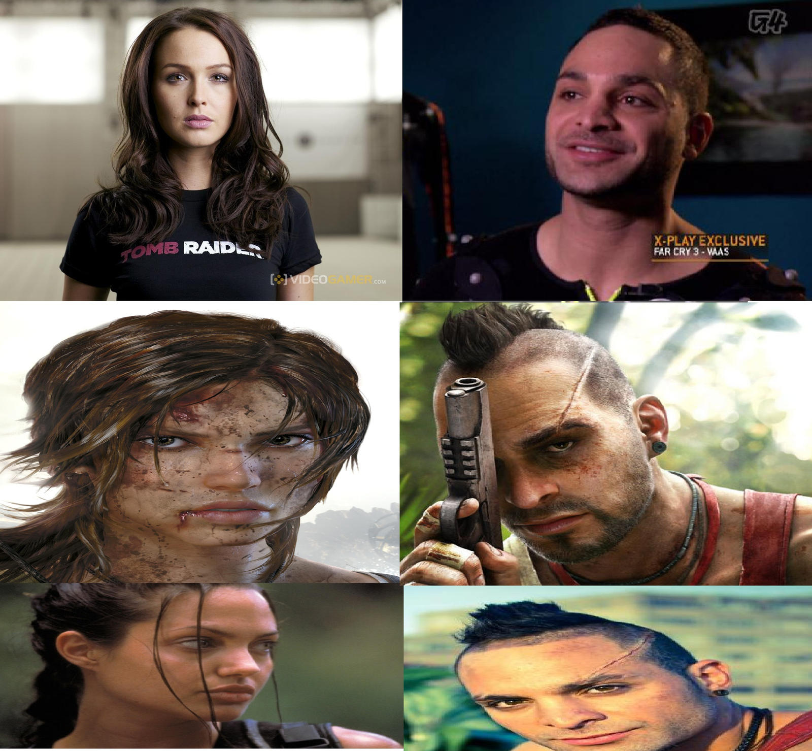 Far Cry 3 Citra Actress Lara Croft Actr...