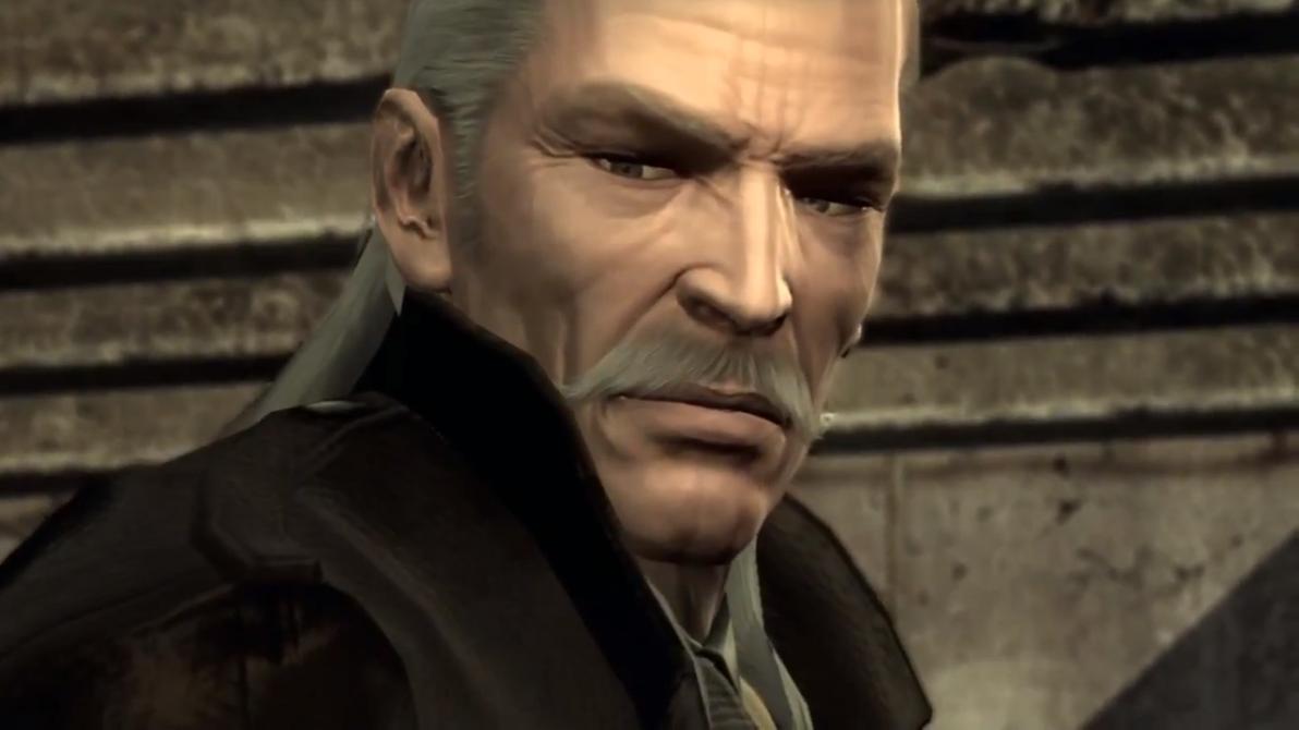 Liquid Ocelot   Metal Gear Wiki   Fandom powered by Wikia