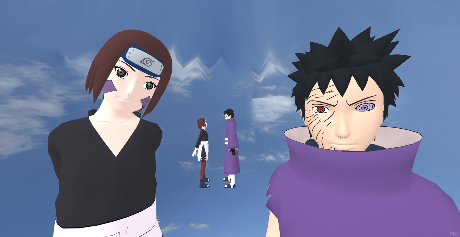 obito and rin meet again someday