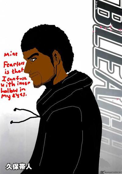 Me Bleach OOC Colour Manga by Hatredboy
