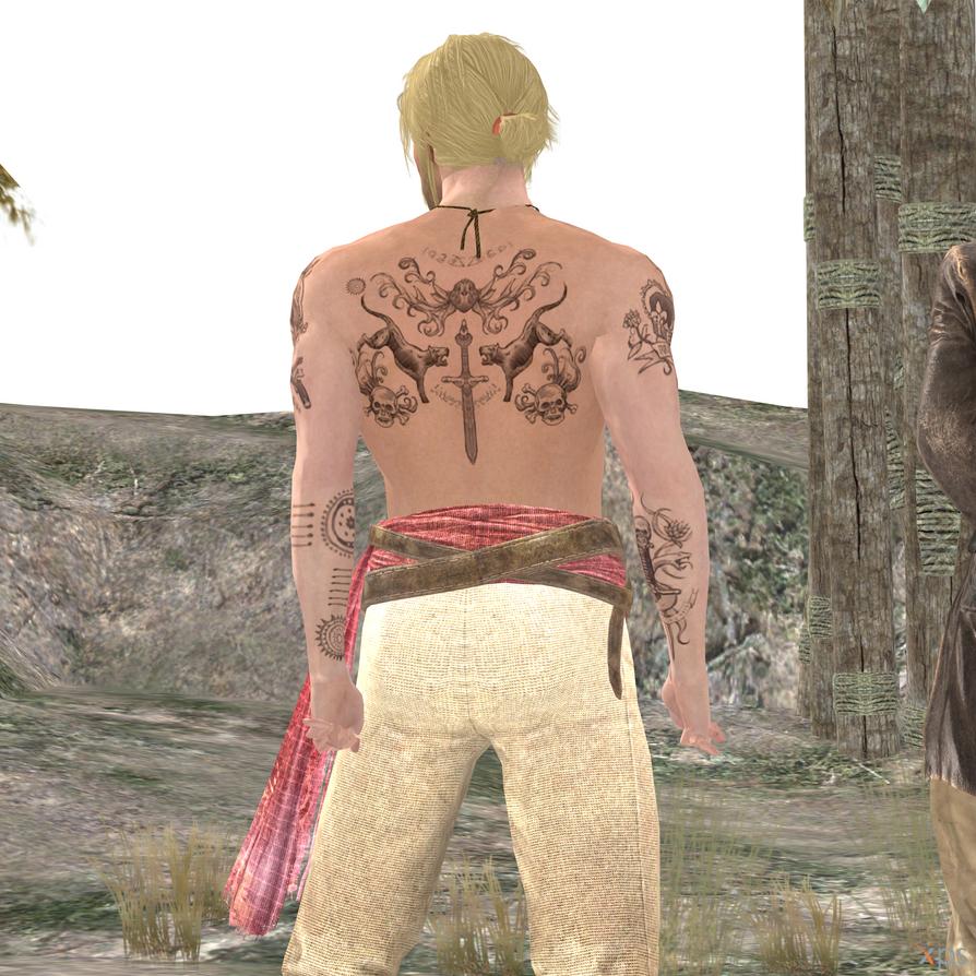 I'll be part of my tattoos... by Hatredboy on DeviantArt