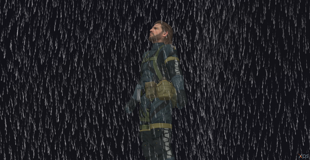 metal gear solid v ground zeroes wallpaper by hatredboy on