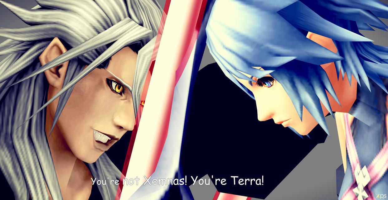 Xemnas vs Aqua: Recreate the memories. by Hatredboy