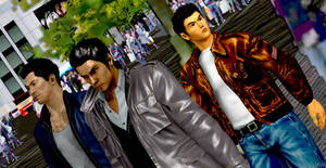 Yakuza, Sleeping Dogs and Shenmue Crossover