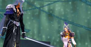 Sephiroth vs Kuja