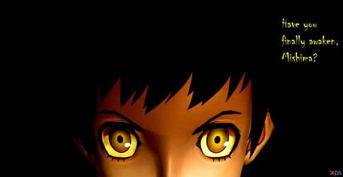 Mishima become a Phantom Thief?