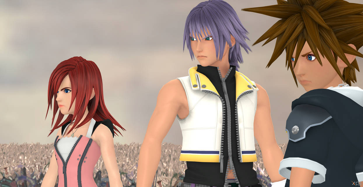 Behold,Keyblade War Once again!