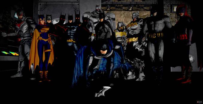 Into The Bat Verse by Hatredboy