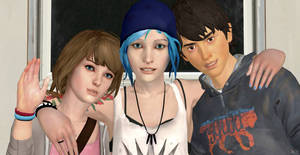 Life is Strange/ Before The Storm/ 2
