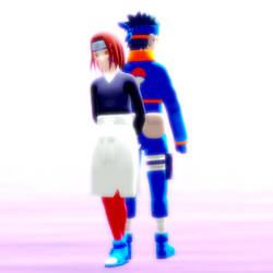 Afterlife: Obito X Rin