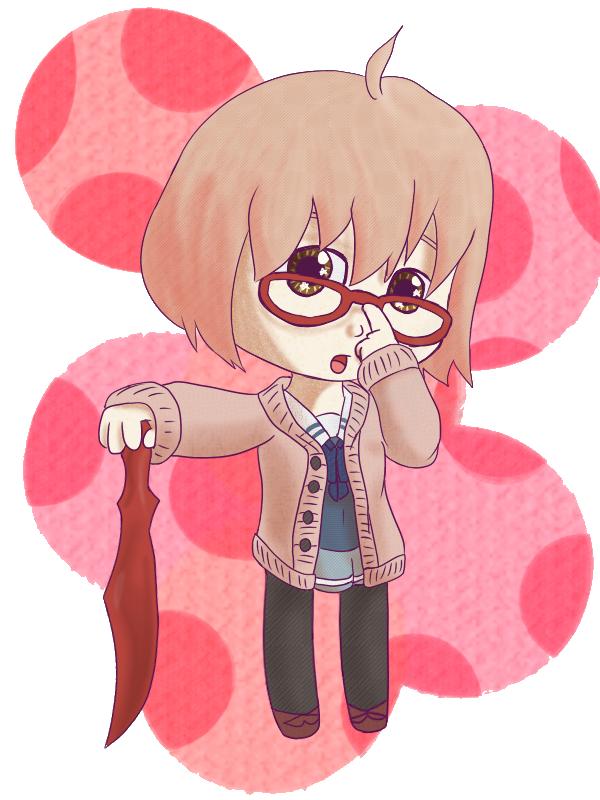 FA: Mirai Kuriyama by DeanCota