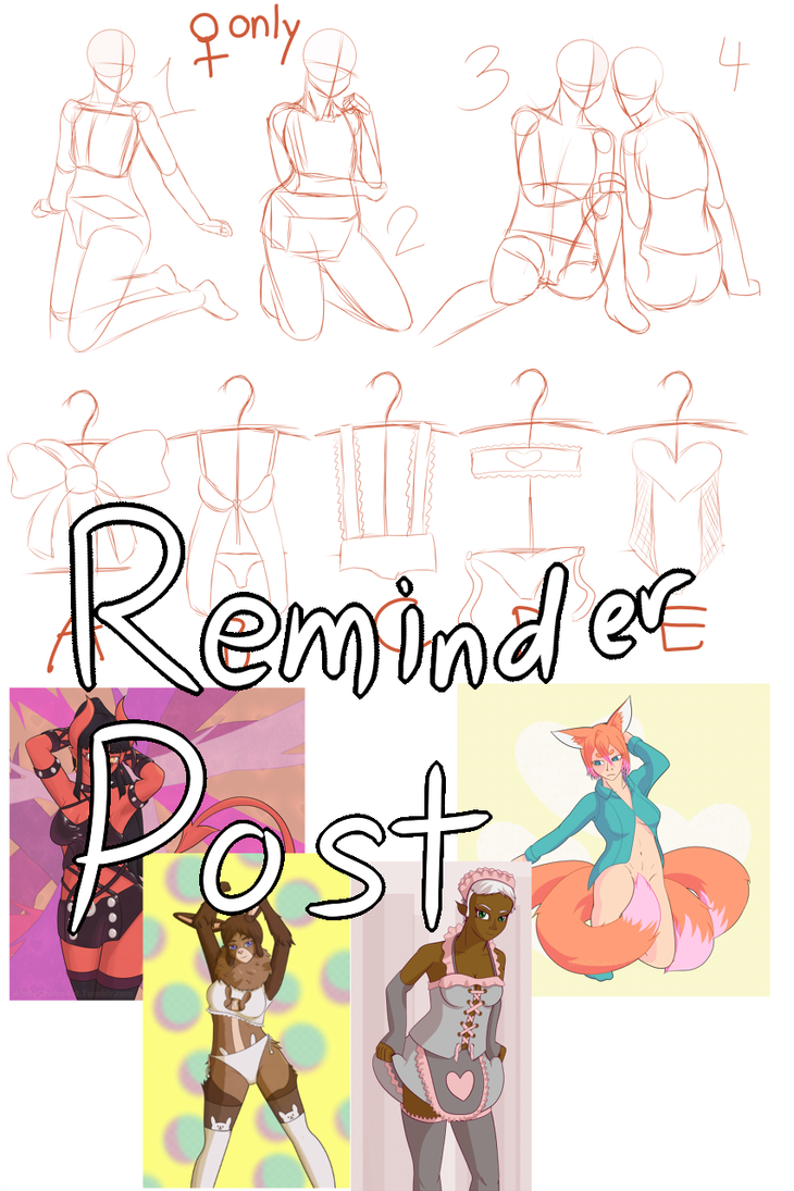 YCH POST reminder by DeanCota