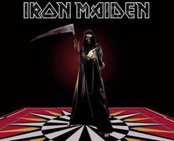 Iron Maiden by bluelight-backsme