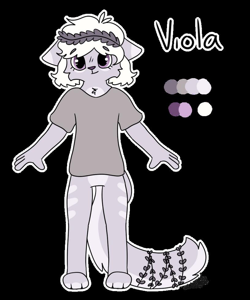 Viola Ref by Panolli