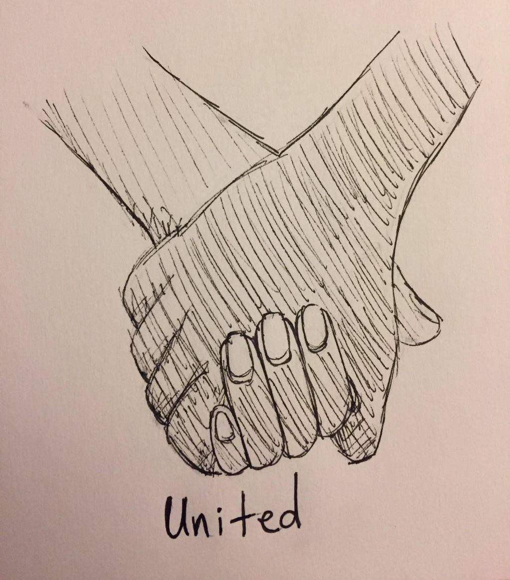 Inktober Day 29: United by Panolli