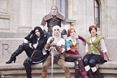 The Witcher 3 - Wild Hunt by SailorHasChopstickss