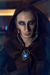 Avallac'h - The Witcher 3 by SailorHasChopstickss