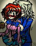 Lollipop Lovers [Hostshipping] by Mimidorika