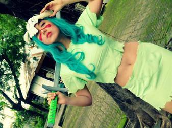 Nelliel Tu Odelschwanck - cosplay