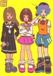 The Sad Trinity [Life is Strange] by Mimidorika