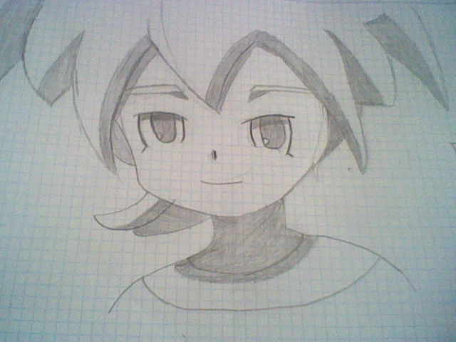 Anime dibujo a lapiz facil - Imagui