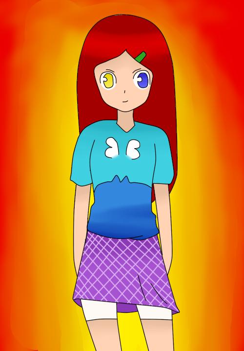 Mitsuko uniforme de Angels by silviaelvira