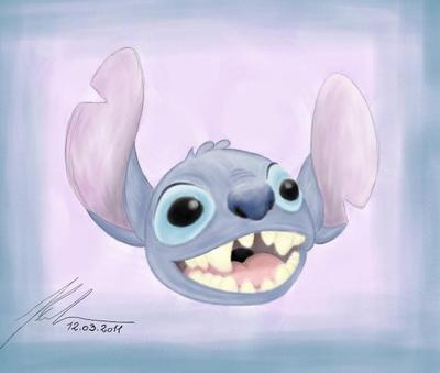 Stitch by RandomMumble