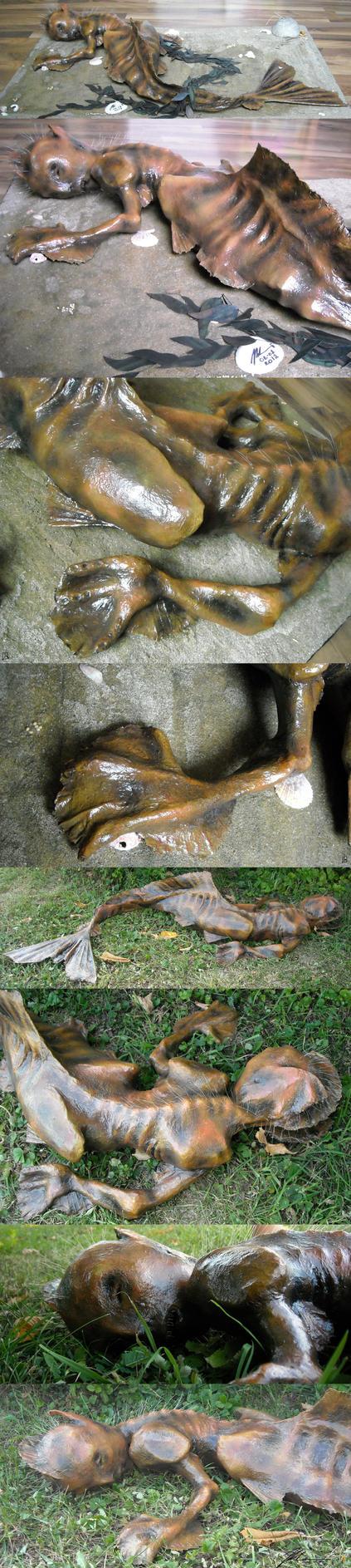 Mermaid Mummy Details by RandomMumble
