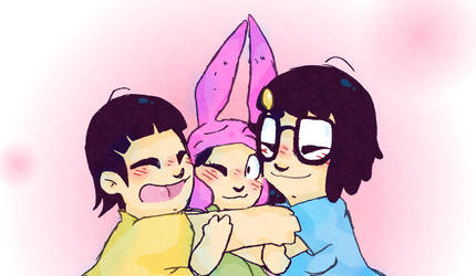 Hug sandwhich by AKHTS