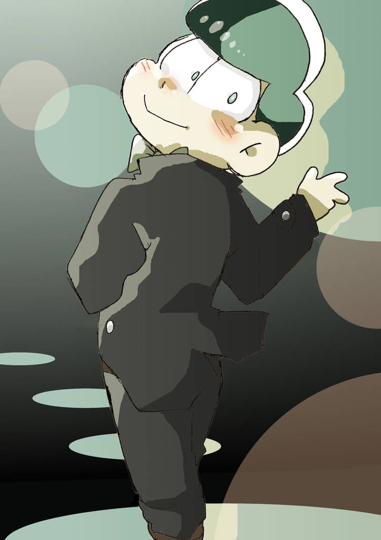 Osomatsu-san S2 Countdown: Choromatsu by AKHTS