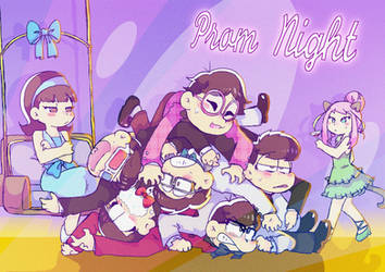 Musicalmatsu prom night by AKHTS