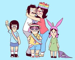 Pride Belcher Family