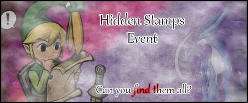 Forum Event: Hidden Stamps