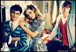 Potter Trio 4 Teen Vouge