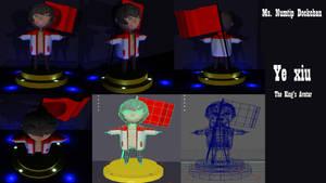 3D Yexiu