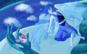 Lapis Lazuli by SummeryMints