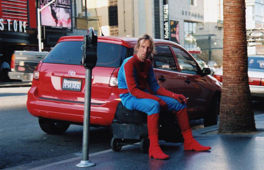 Spider-Man by simpsonsguy14